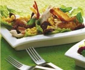 Prøv også Salat med stekt kylling.