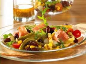 Prøv også Blandet salat Summertime.