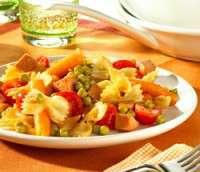 Rustikk grønnsaksgryte oppskrift.