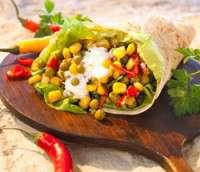 Prøv også Meksikansk grønnsakswrap.