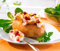Prøv også Bakte poteter med Texas-dressing.