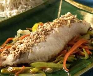 Prøv også Filet av uer med asiatisk krydder.