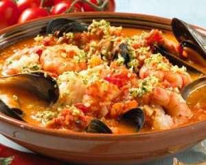 Prøv også Spansk fiskegryte Zarzuela.