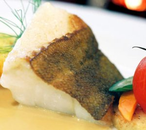 Les mer om Torskerygg med soyasmørsaus hos oss.