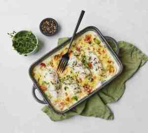 Prøv også Torsk i ovn.