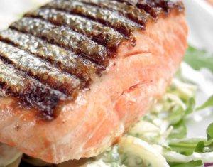 Prøv også Grillet laks med fennikel.