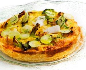 Prøv også Torsk og brokkoli pai.