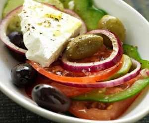 Prøv også Gresk salat 5.
