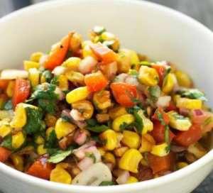 Prøv også Salsa med mais, hvitløk og paprika.