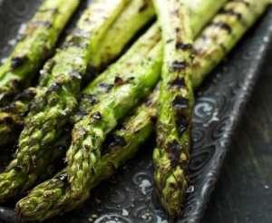 Prøv også Grillet asparges.