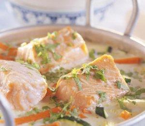 Prøv også Asiatisk fiskegryte.