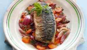 Prøv også Makrellescabeche - stekt, marinert makrell.