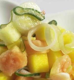 Bilde av Tropisk salsa.