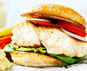 Prøv også Burger med torsk Tromsø Supreme.