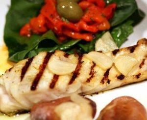 Prøv også Grillet klippfisk med saltbakte poteter.