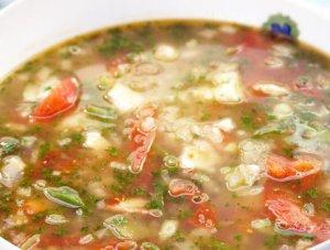 Prøv også Italiensk fiskesuppe med torsk.