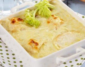 Prøv også Røykt blåkveite med selleri- og ostesaus.