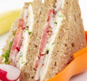Prøv også Sandwich med makrell og reddik.