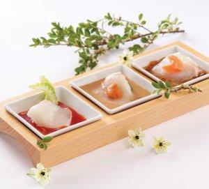 Prøv også Sashimi av kveite.