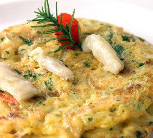 Prøv også Omelett med klippfisk.