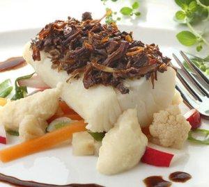 Prøv også Klippfisk med pastinakkpuré.