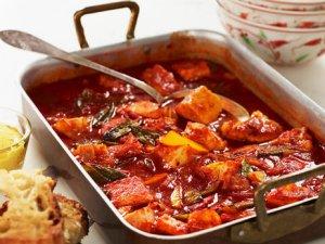 Prøv også Bouillabaisse i ovnen.