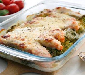 Prøv også Laks og brokkoli i form.