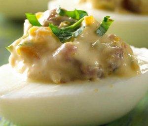 Prøv også Ansjos og egg som smårett.
