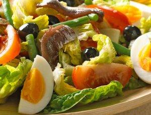 Prøv også Salat med ansjos.