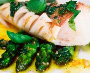 Prøv også Dampet isgalt med asparges.