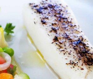 Prøv også Bakt kveite med agurksalat.