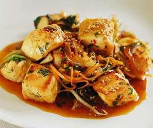 Prøv også Kveite i wok.