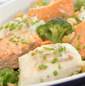 Prøv også Ovnsbakt laks og torsk.