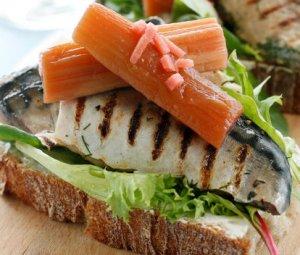 Prøv også Grillet lettgravet makrell.