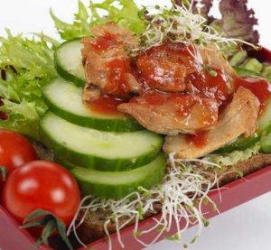 Prøv også Makrell i tomat - en favoritt i matboksen.