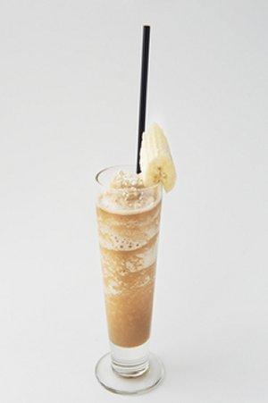 Prøv også Banana banshee kaffesmoothie.