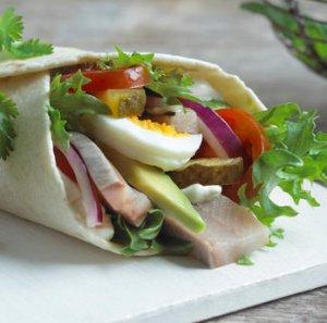 Prøv også Wrap med matjessild.