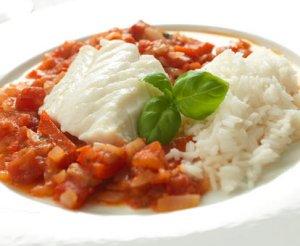 Prøv også Ovnsbakt torsk i tomatsaus.