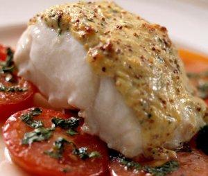Prøv også Ovnsbakt torsk med tomatsalat.