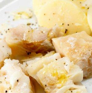 Prøv også Italiensk tradisjonell tørrfisk.
