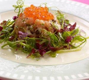 Prøv også Tartar - ørret og østers.