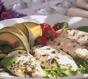 Prøv også Estragonmarinerte kyllingfileter.