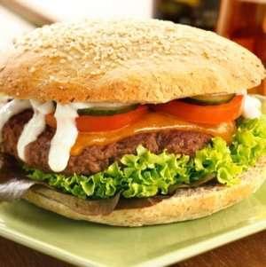 Prøv også Grillburger.