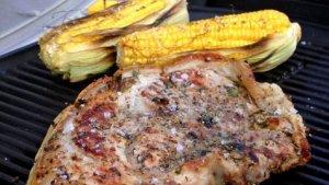 Prøv også Grillet flintsteik med tomat- og mozzarellasalat.