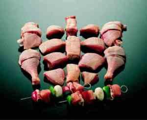 Prøv også Grillspyd med kylling og grønnsaker.
