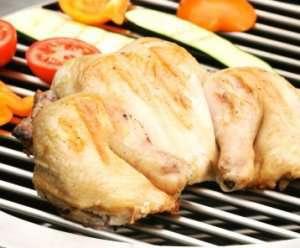 Marinert og utbrettet kylling oppskrift.