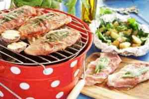 Prøv også Saltimbocca med parmesan- og spinatpoteter.