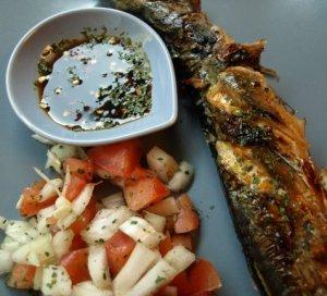 Prøv også Grillet makrell.