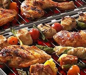 Prøv også Yoghurtmarinerte kyllinglår på grillen.