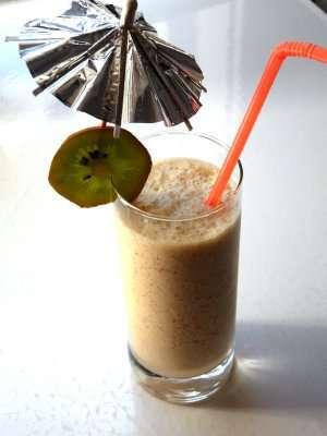 Prøv også Kiwiwi smoothie.